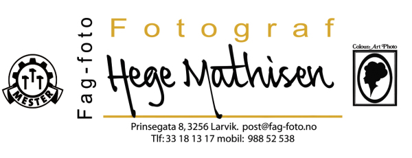 Logo for: Fag-Foto Hege Mathisen