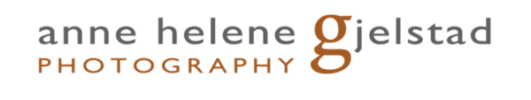 Logo for: Anne Helene Gjelstad Photography