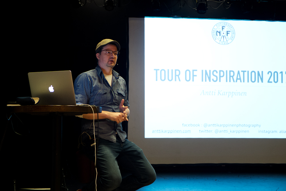 NFF Tour of Inspiration 2017